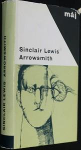 náhled knihy - Arrowsmith. Česky Arrowsmith
