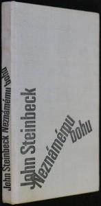 náhled knihy - To a god unknown. Česky Neznámému bohu