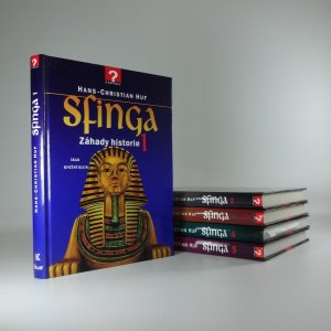 náhled knihy - Sfinga: Záhady historie: Díly 1-5