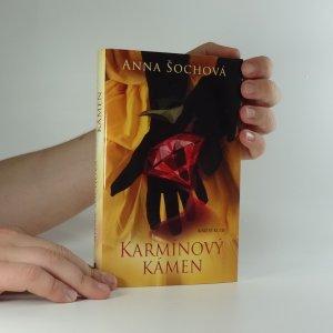náhled knihy - Karmínový kámen