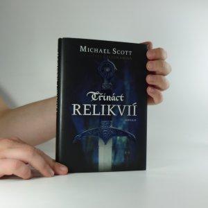 náhled knihy - Třináct relikvií