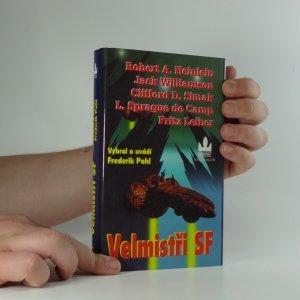 náhled knihy - Velmistři SF