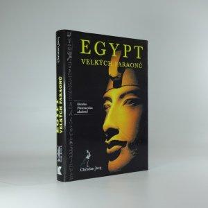 náhled knihy - Egypt velkých faraonů : historie a legenda