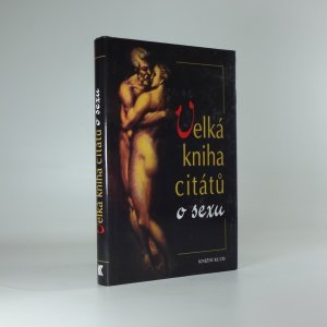 náhled knihy - Velká kniha citátů o sexu