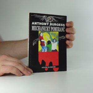 náhled knihy - Mechanický pomeranč