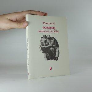 náhled knihy - Proroctví Sibyly, královny ze Sáby