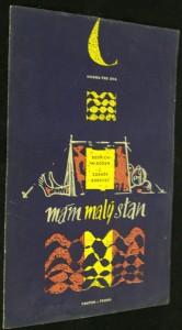 náhled knihy - Mám malý stan