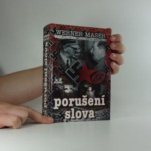 náhled knihy - Porušení slova : Hitler, Stalin a druhá světová válka