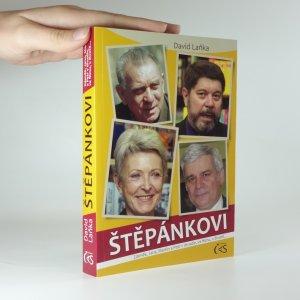náhled knihy - Štěpánkovi
