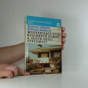 náhled knihy - Modernizace bytů, rodinných domků a jejich okolí svépomocí