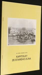 náhled knihy - Kapitoly ze starého Zlína