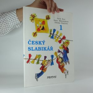 náhled knihy - Český slabikář pro 1. ročník