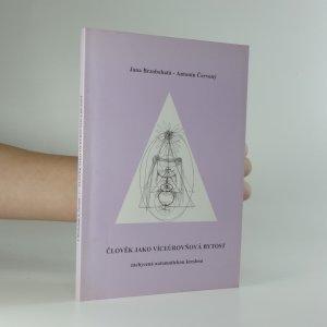 náhled knihy - Člověk jako víceúrovňová bytost zachycená automatickou kresbou