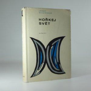 náhled knihy - Hořkej svět - Povídky z let 1946 - 1967