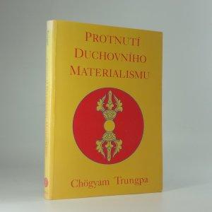 náhled knihy - Protnutí duchovního materialismu