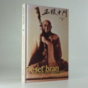 náhled knihy - Deset bran : kong-anové učení zenového mistra Seung Sahna