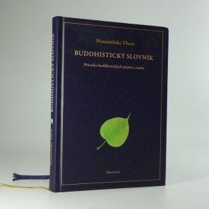 náhled knihy - Buddhistický slovník
