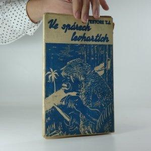 náhled knihy - Ve spárech levhartích
