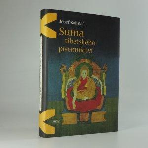 náhled knihy - Suma tibetského písemnictví