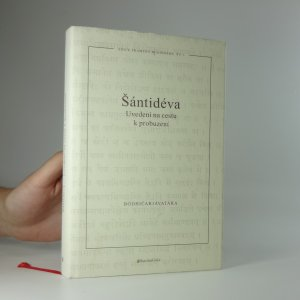 náhled knihy - Šántidéva : uvedení na cestu k probuzení