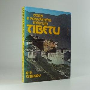 náhled knihy - Cesta k posvátným místům Tibetu