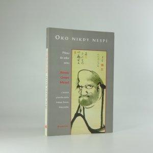 náhled knihy - Oko nikdy nespí: přímo do srdce zenu