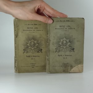 náhled knihy - Paříž v Americe : ve dvou dílech, (2 svazky)
