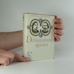 náhled knihy - Démantová spona