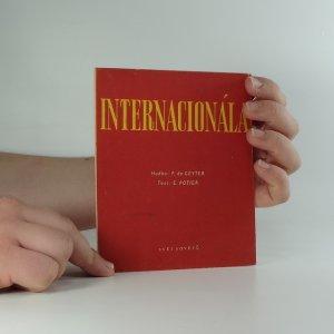náhled knihy - Internacionála
