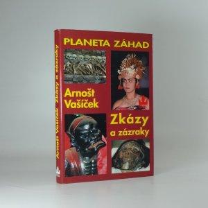 náhled knihy - Planeta záhad, II. díl. Zkázy a zázraky