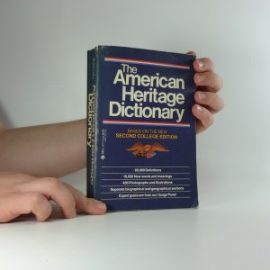 náhled knihy - The American heritage dictionary