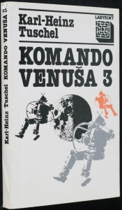 náhled knihy - Komando Venuša 3