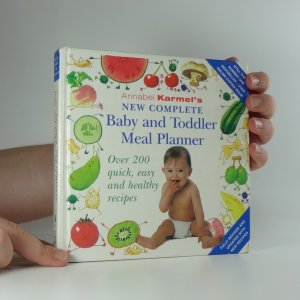 náhled knihy - New Complete Baby and Toddler Meal Planner