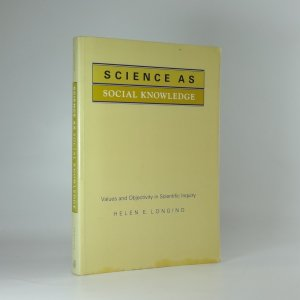 náhled knihy - Science as Social Knowledge