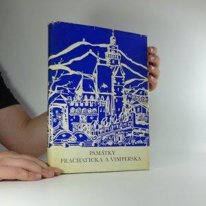 náhled knihy - Památky Prachaticka a Vimperska : sborník kreseb jihočeských malířů
