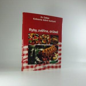 náhled knihy - Ryby, zvěřina, drůbež