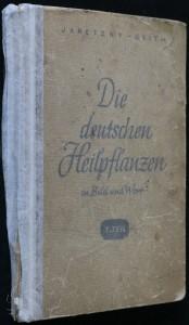 náhled knihy - Die deutschen Heilpflauzen in Bild und Wort