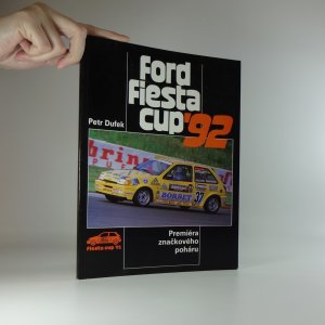 náhled knihy - Ford Fiesta cup ´92