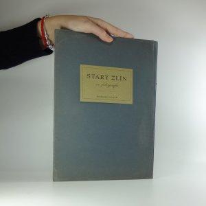 náhled knihy - Starý Zlín ve fotografiích