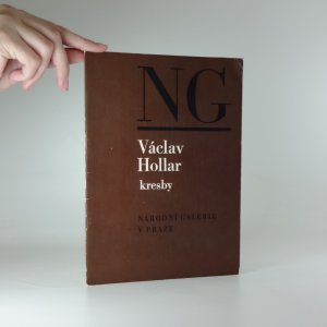náhled knihy - Václav Hollar : kresby z Grafické sbírky Národní galerie v Praze
