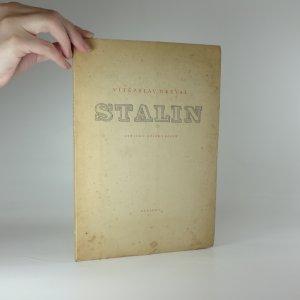 náhled knihy - Stalin - lyricko-epická báseň
