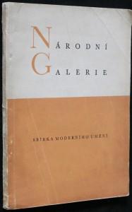 náhled knihy - Národní galerie : Sbírka moderního umění