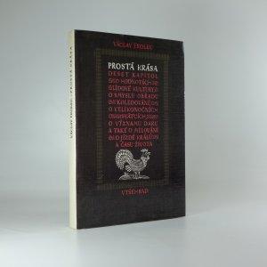 náhled knihy - Prostá krása : deset kapitol o lidové kultuře v Čechách a na Moravě