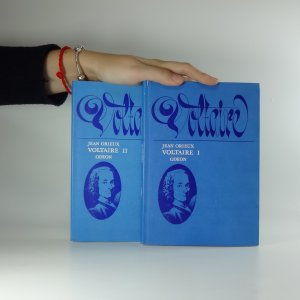 náhled knihy - Voltaire neboli vláda ducha (I. a II.)