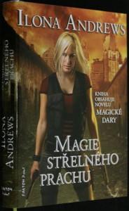 náhled knihy - Magie střelného prachu