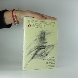 náhled knihy - Rozpravy o řízení