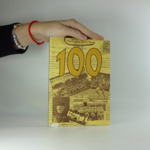 náhled knihy - 100 let tělovýchovy a sportu ve Zlíně (1897-1997)