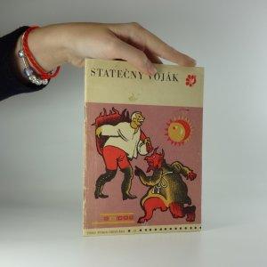 náhled knihy - Statečný voják