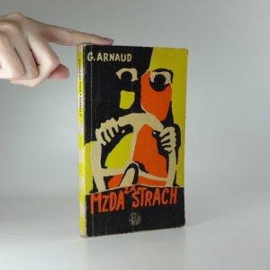 náhled knihy - Mzda za strach