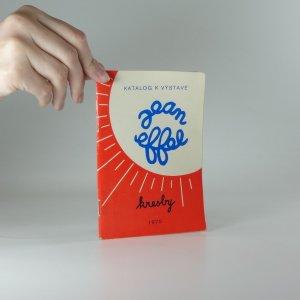 náhled knihy - Výstava Jean Effel - kresby